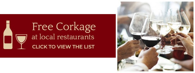 free-corkage